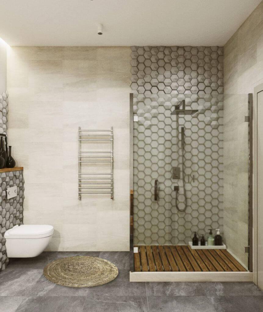 дизайн ванной проект Shade