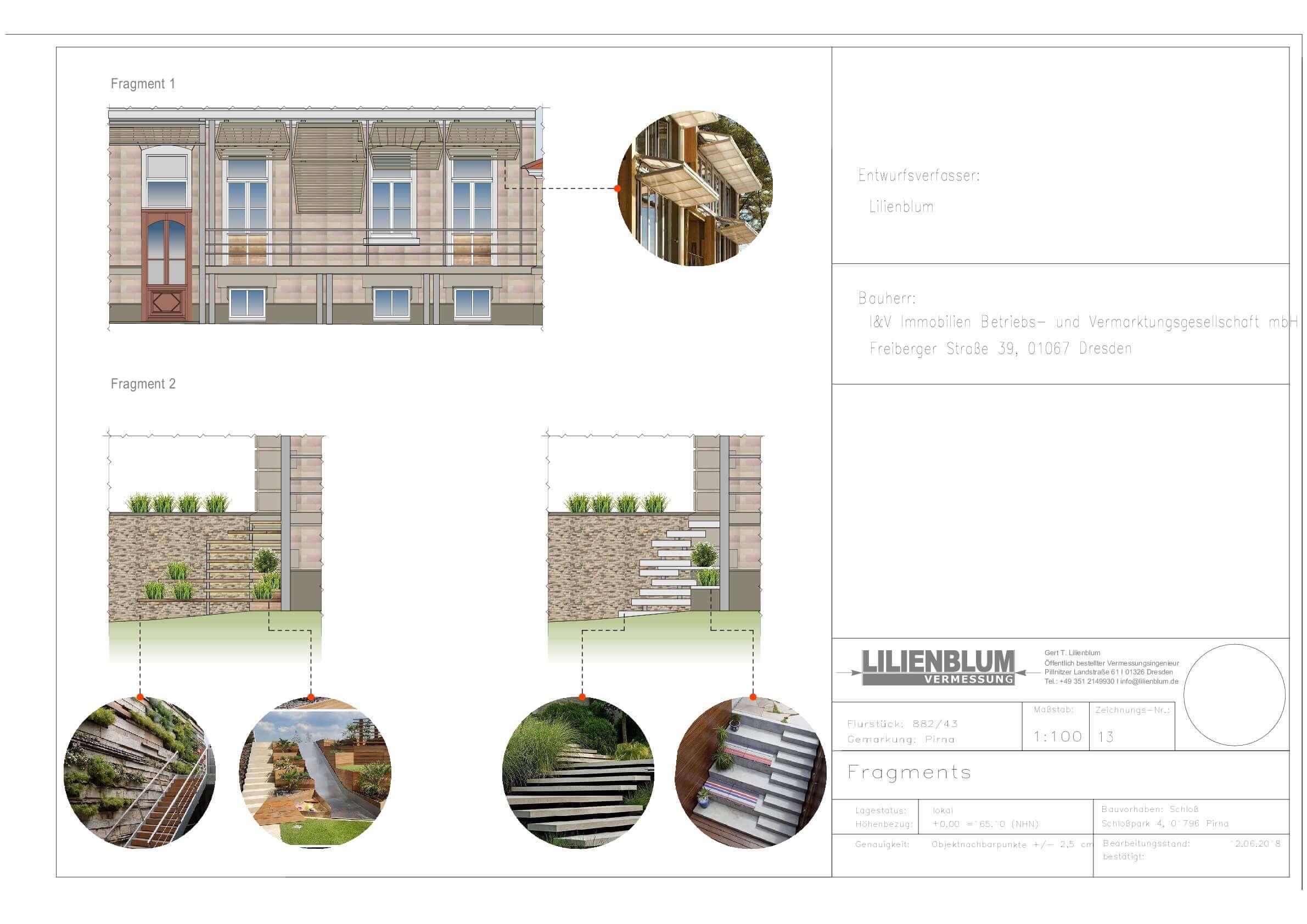 реконструкция здания г. Пирна